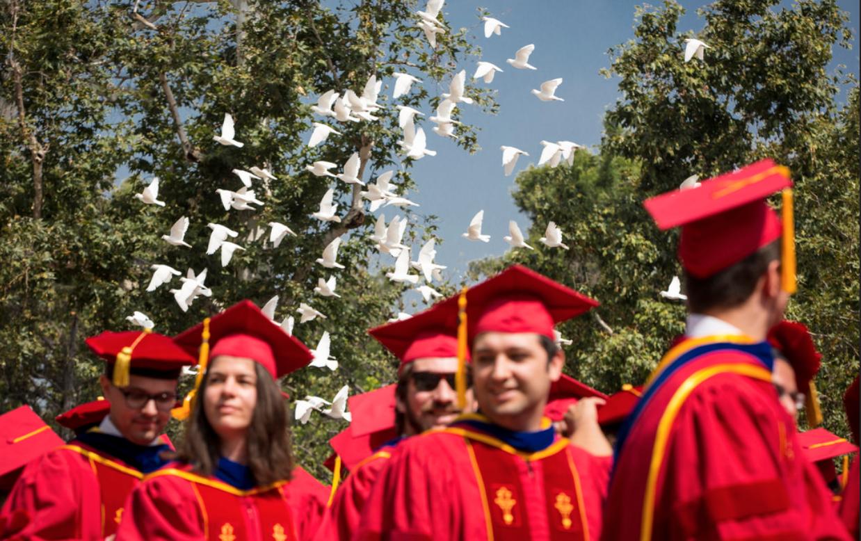 Image result for usc economics alumni